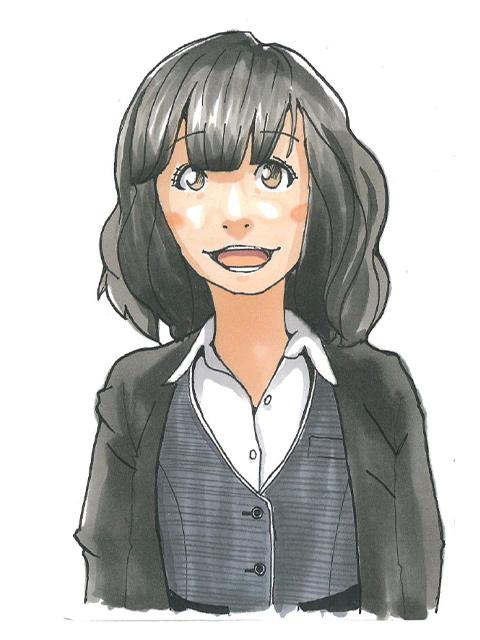 横田 由香理